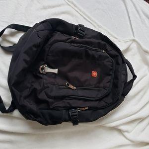 Swiss Gear backpack black